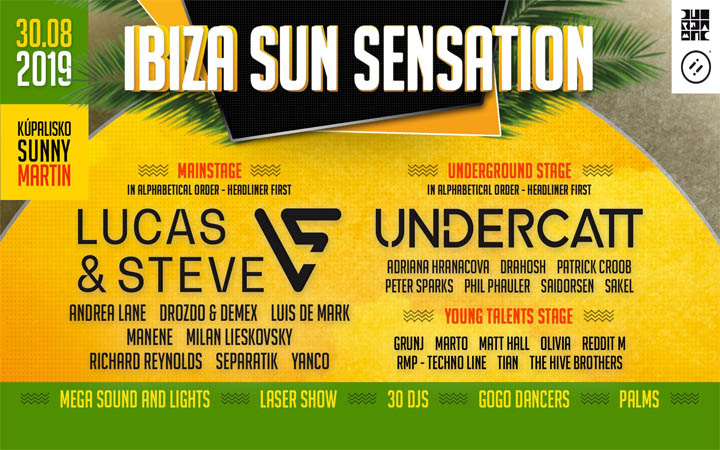 Ibiza Sun Sensation