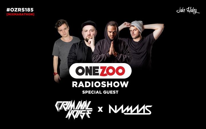 Jake Haley | Zahi | Hlavkus - #OZRS 185 w/ Criminal Noise x Namaas