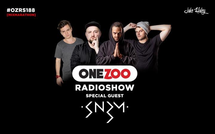 Jake Haley | Zahi | Hlavkus - #OZRS 188 w/ SNBM