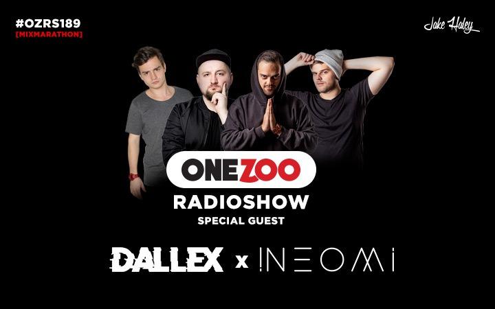 Jake Haley | Zahi | Hlavkus - #OZRS 189 w/ Neomi x Dallex