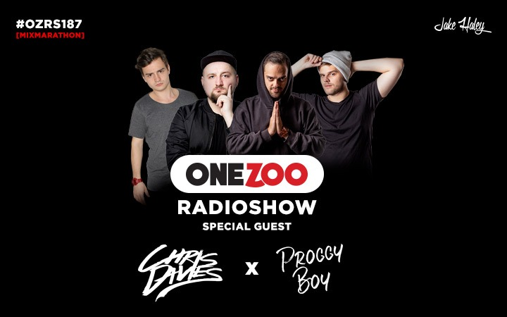 Jake Haley | Zahi | Hlavkus - #OZRS187 w/ ProggyBoy, Chris Davies [EDM PODCAST]