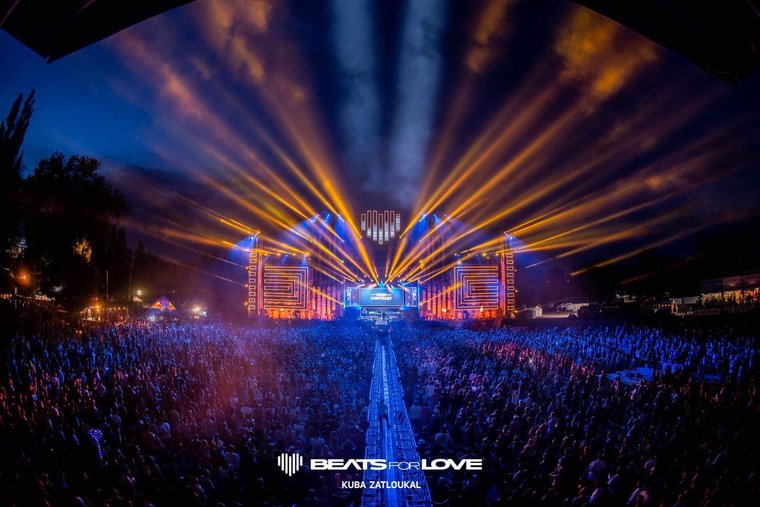 Beats For Love 2019 Party Night Cover photo