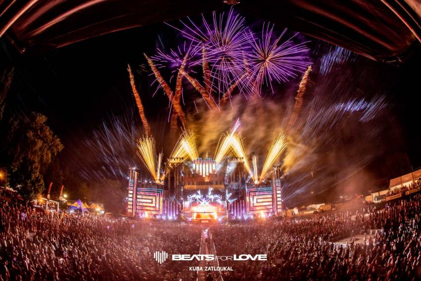 Firework Beats for Love 2019